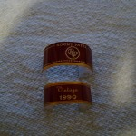 Label of a Rocky Patel cigar, vintage 1990